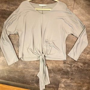 Lush Long Sleeve Blouse